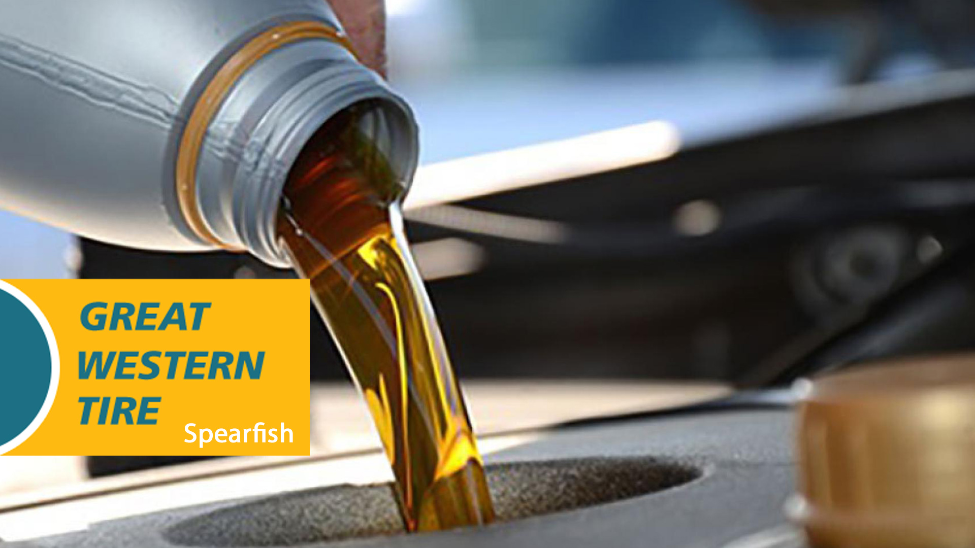 Great Western Tire >> Save 8 On Oil Change